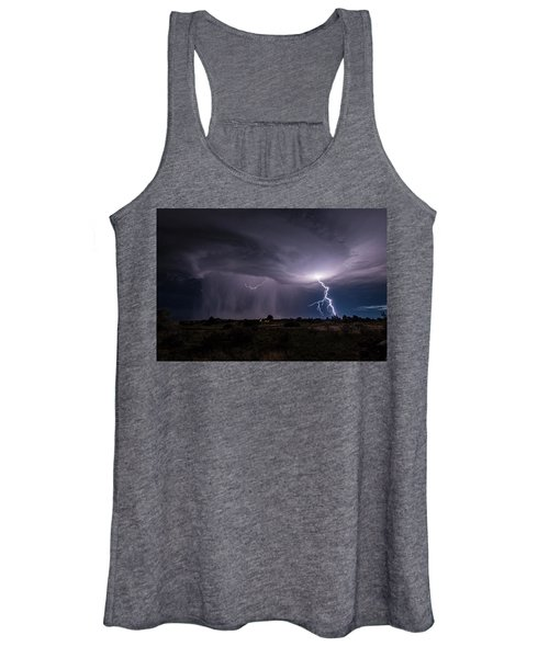 Thunderstorm #3 Women's Tank Top