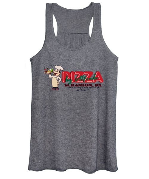 Pizza By Alfredo Women's Tank Top