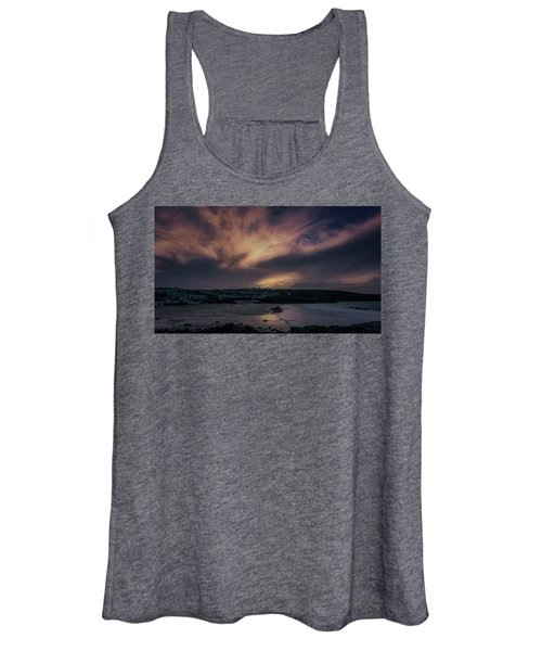 Porthmeor Sunset 4 Women's Tank Top