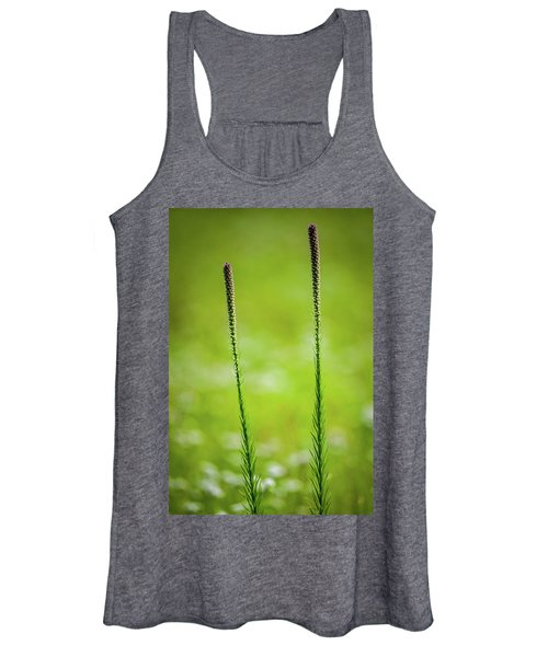 Prairie Blazing Star Women's Tank Top