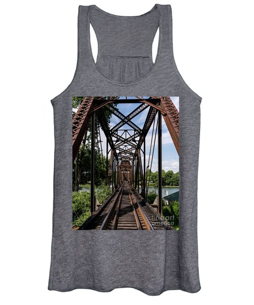 Railroad Bridge 6th Street Augusta Ga 1 Women's Tank Top