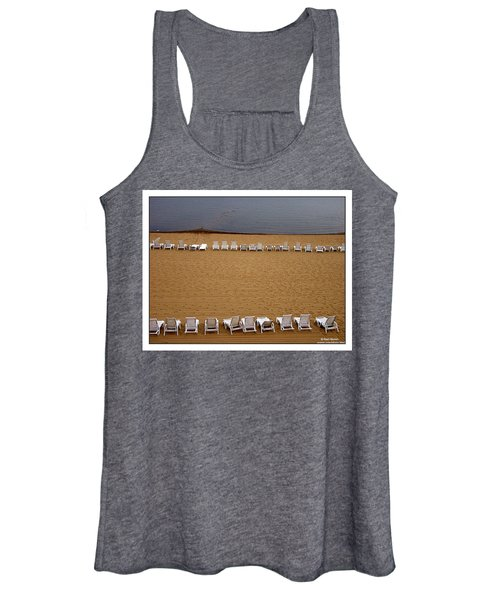Rained Out Women's Tank Top