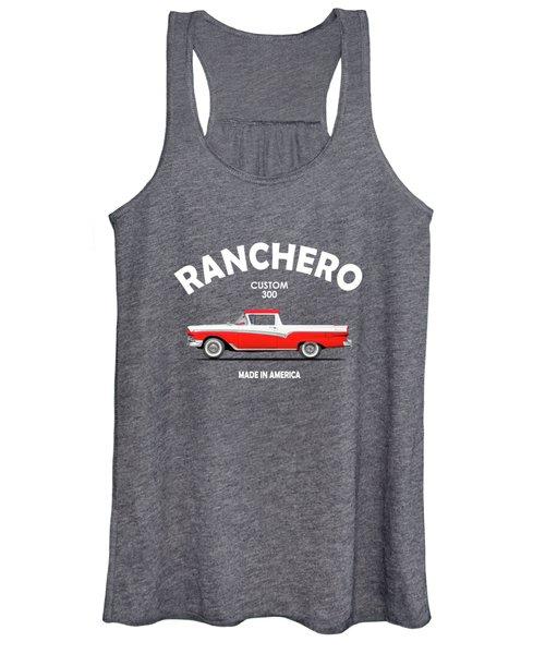 Ranchero 57 Women's Tank Top
