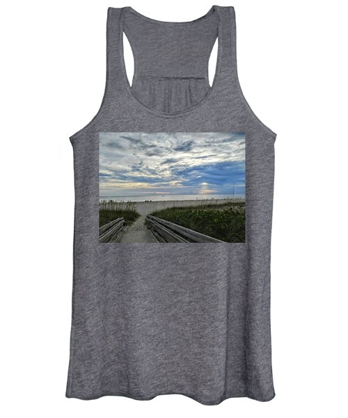 Ready For Sunset Women's Tank Top