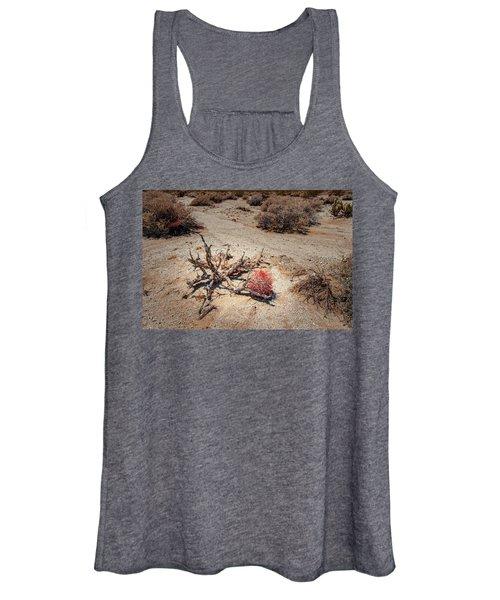 Red Barrel Cactus Women's Tank Top