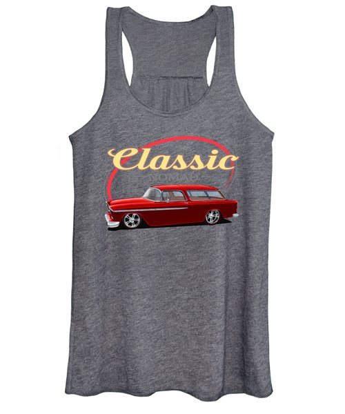 Red Nomad Women's Tank Top