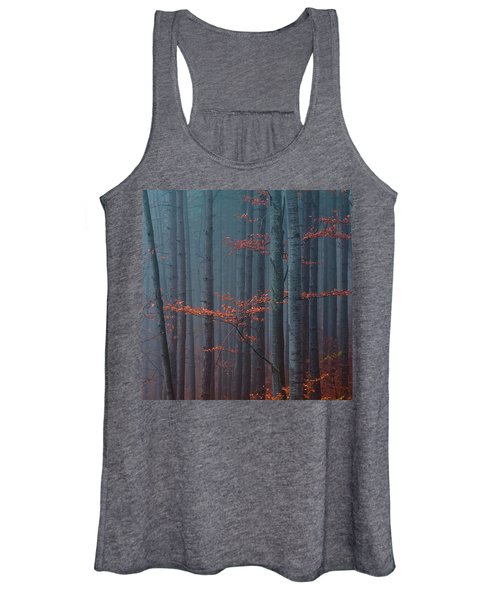 Red Wood Women's Tank Top