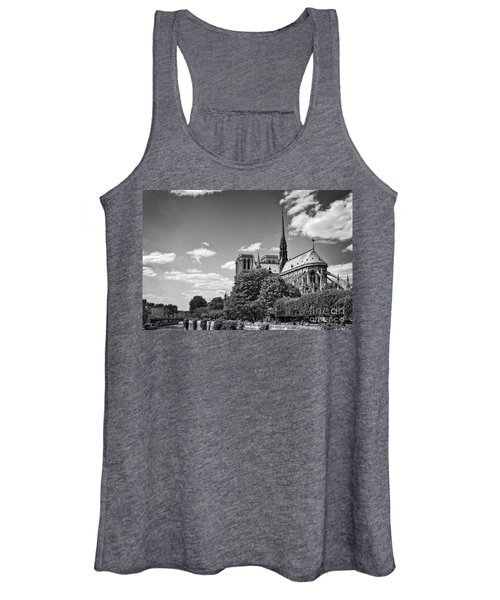Remembering Notre Dame Women's Tank Top