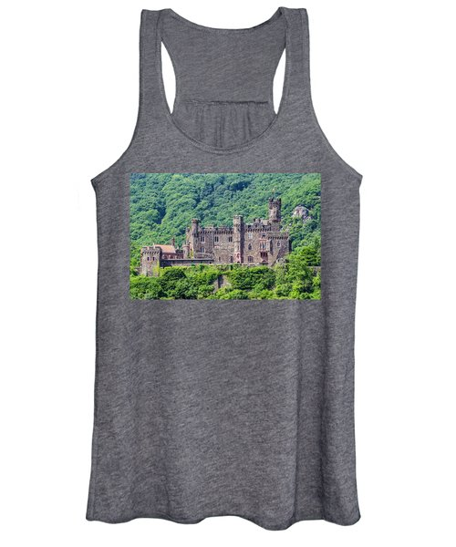 Rheinstein Castle - 2 Women's Tank Top