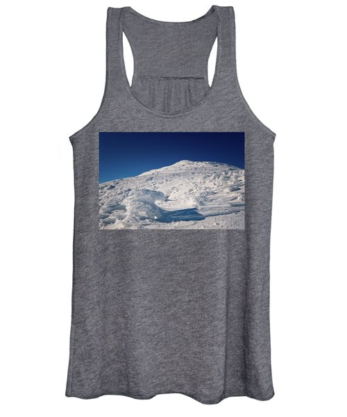 Rime And Snow, And Mountain Trolls. Women's Tank Top