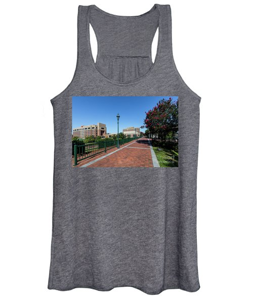 Riverwalk Downtown Augusta Ga Women's Tank Top