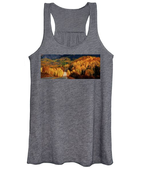 Road Less Traveled Women's Tank Top