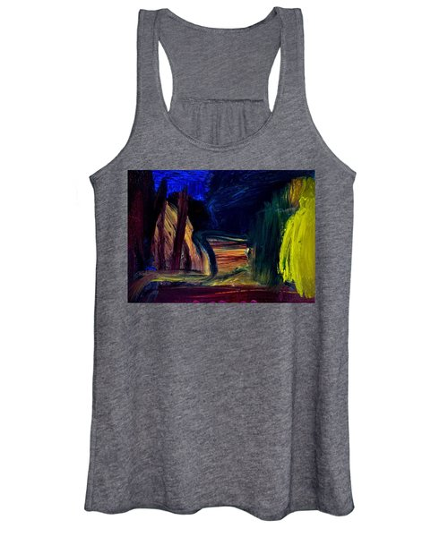 Road Women's Tank Top