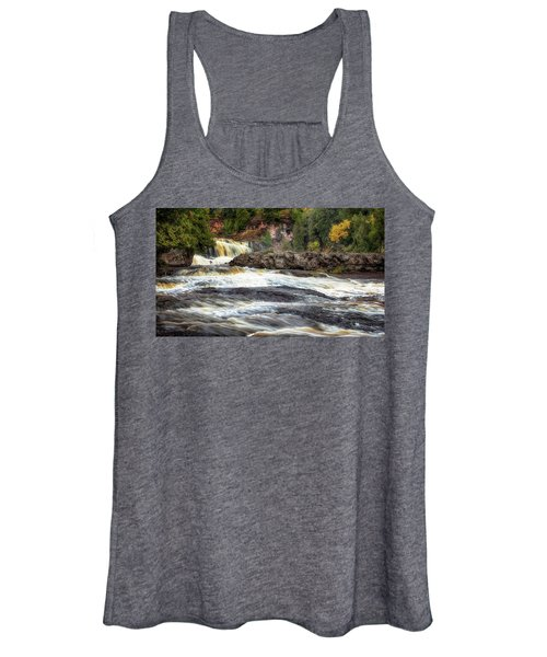 Roaring Gooseberry Falls Women's Tank Top