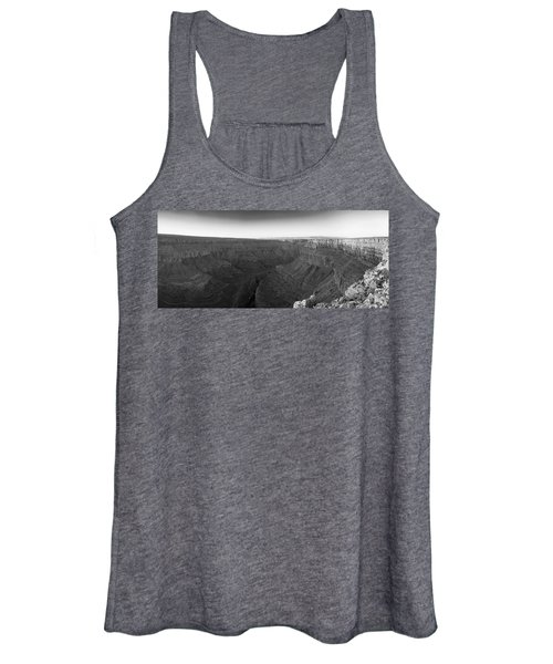 Rock Formations On The Edge Women's Tank Top