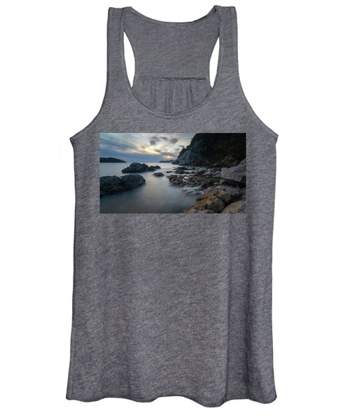 Rocky Coast Near Dubrovnik Women's Tank Top