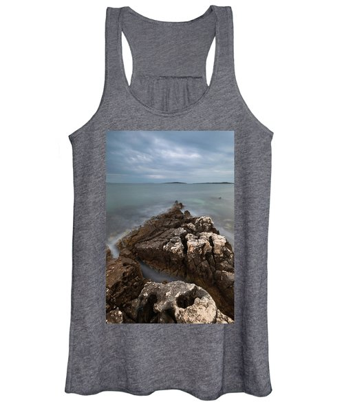 Rocky Triangle Women's Tank Top