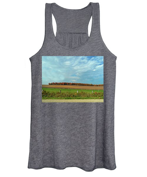 Rolling North Women's Tank Top