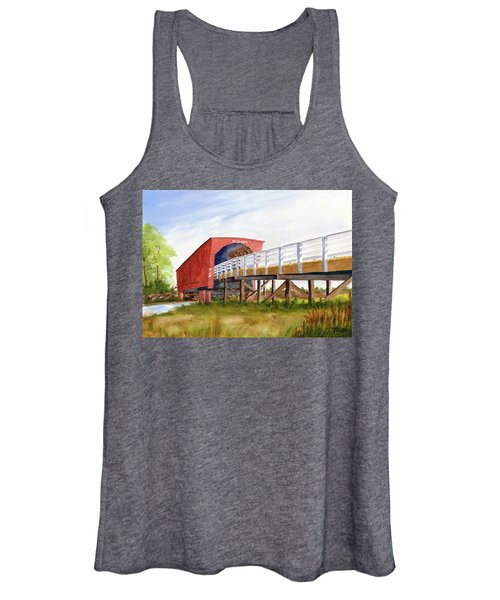 Roseman Bridge Women's Tank Top