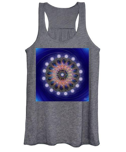 Sacred Geometry 726 Women's Tank Top