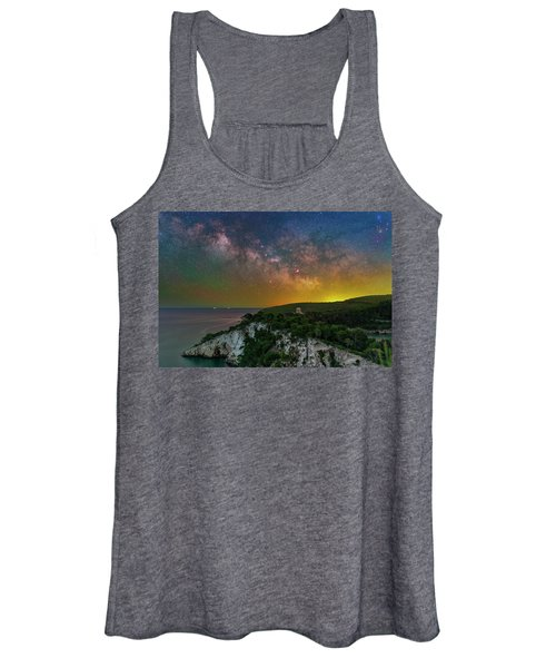 San Felice Arch And Tower Women's Tank Top