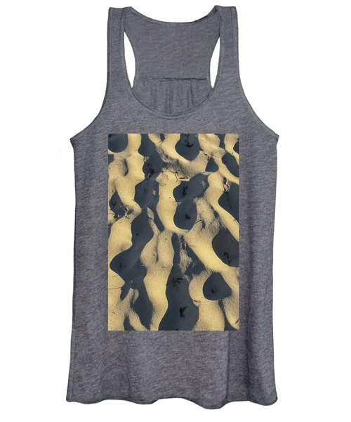 Sand Ripples Women's Tank Top