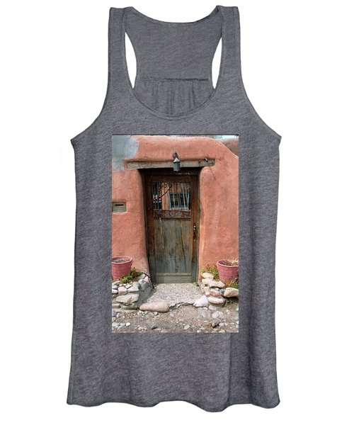 Santa Fe Door Women's Tank Top