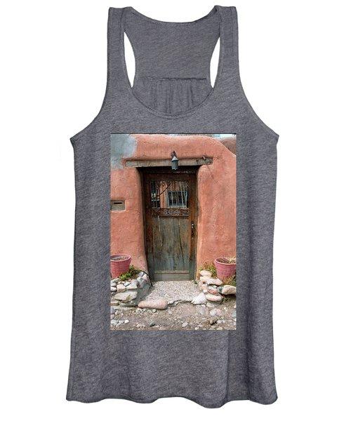 Santa Fe Door Women's Tank Top