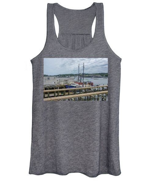 Scenic Harbor Women's Tank Top