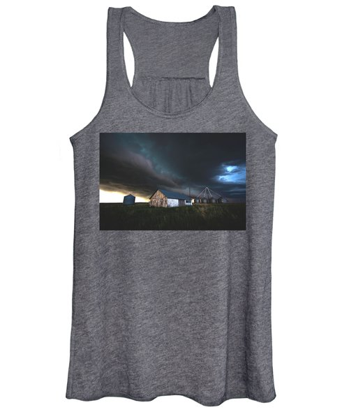 Shelf Over Cheyenne Wells Women's Tank Top