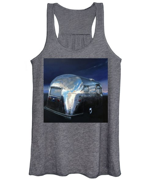 Shelter From The Approaching Storm Women's Tank Top