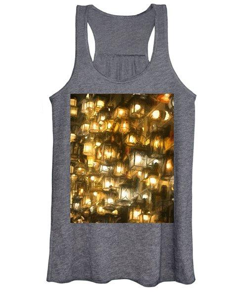 Shopping For Lighting Women's Tank Top