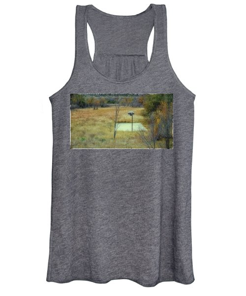 Silent Sounds From Long Ago Women's Tank Top