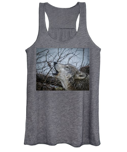 Singing The Song Of My People Women's Tank Top