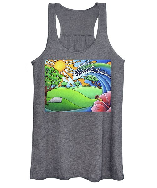 South Texas Disc Golf Women's Tank Top