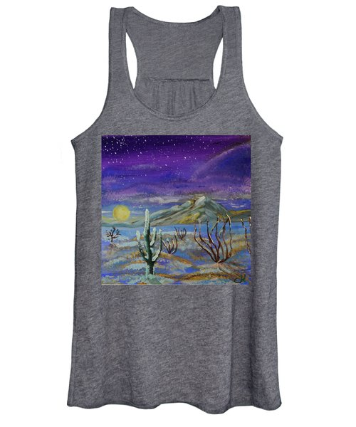 Southern Arizona Winter Magic  Women's Tank Top