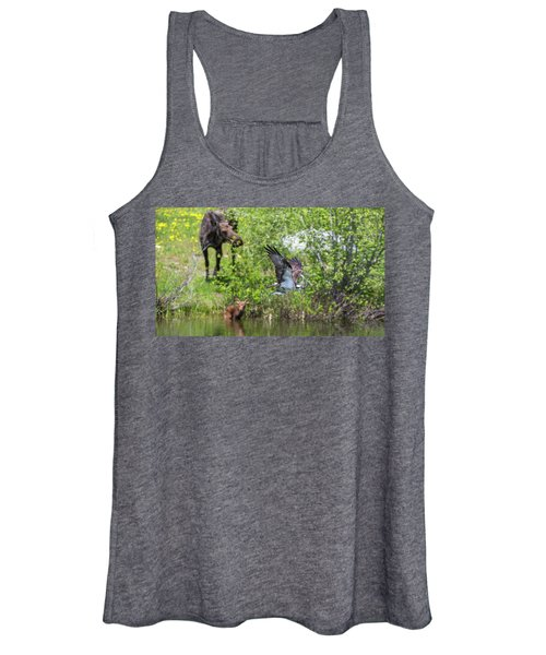 Spring Deliveries  Women's Tank Top