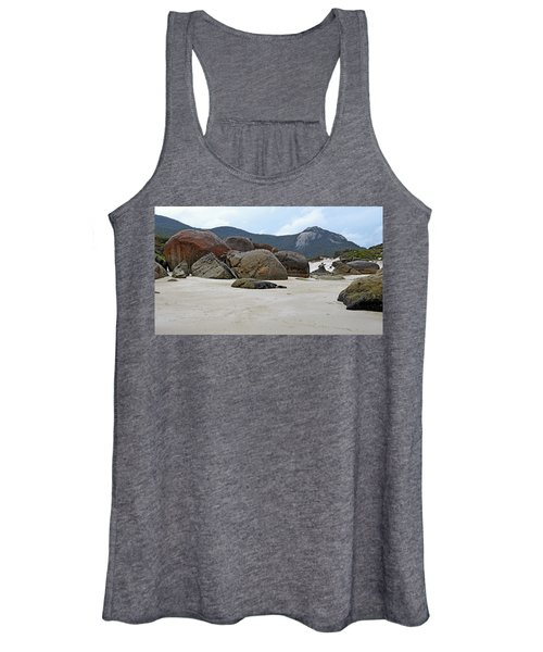 Squeaky Beach, Wilsons Promontory National Park, Australia 2 Women's Tank Top