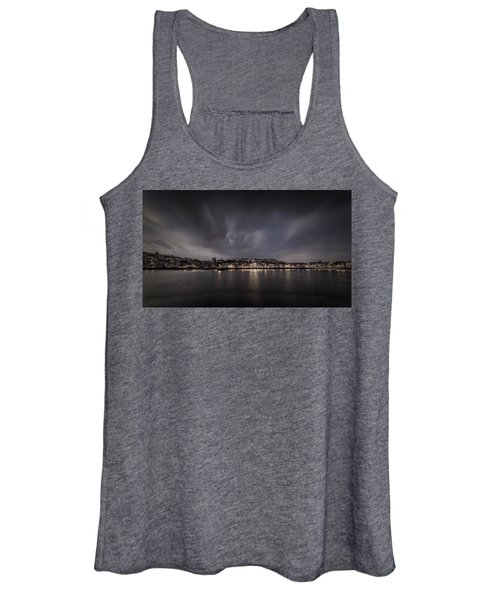 St Ives Cornwall - Dramatic Sky Women's Tank Top