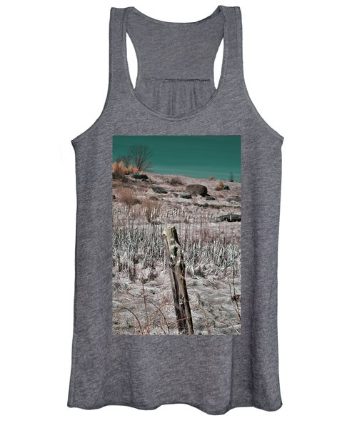 Standing Tall Women's Tank Top