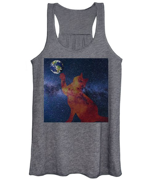 Star Cat Women's Tank Top