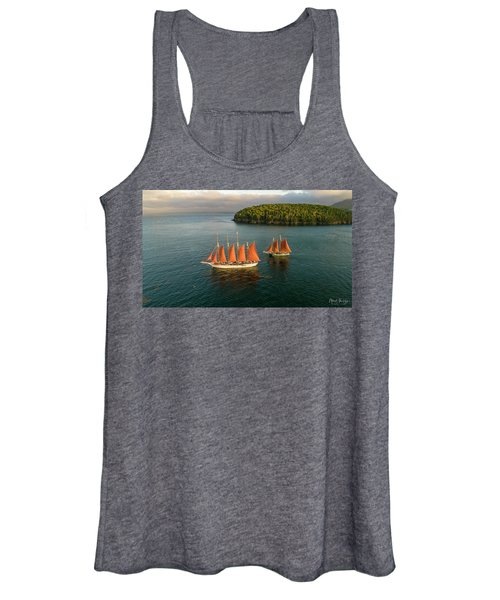 Stay The Course  Women's Tank Top