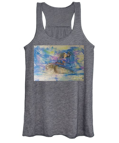 Staying The Course Women's Tank Top