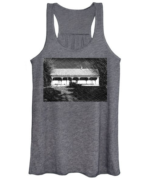 Stonecypher House Women's Tank Top