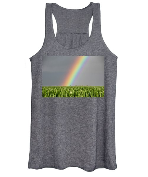 Storm Chasing After That Afternoon's Naders 023 Women's Tank Top