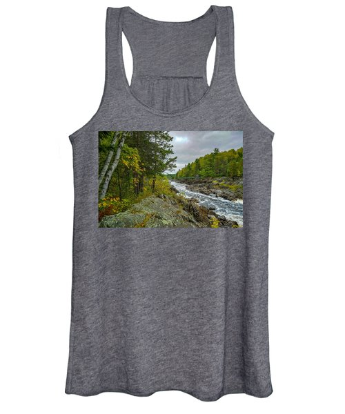 Storm Clouds At Jay Cooke Women's Tank Top