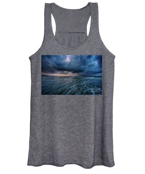 Stormy Morning Women's Tank Top