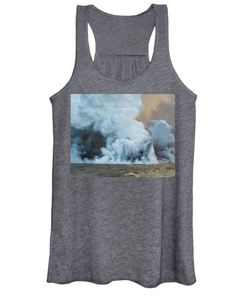 Submerged Lava Bomb Women's Tank Top