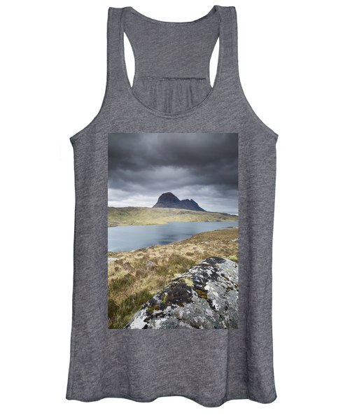 Suilven On A Stormy Day Women's Tank Top