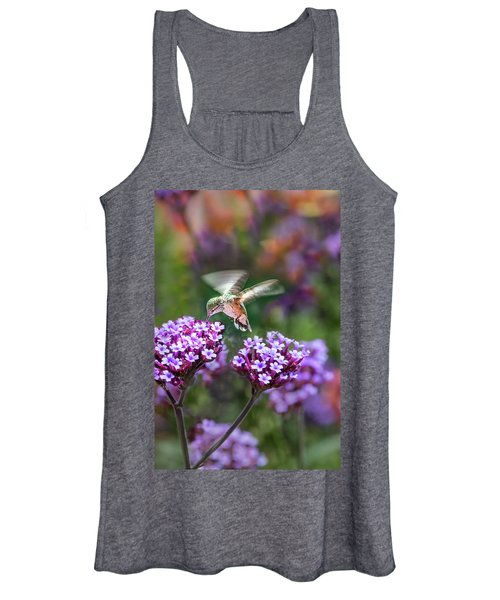 Summer Colors Women's Tank Top